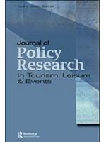Journal of Policy Research in Tourism, Leisure and Events